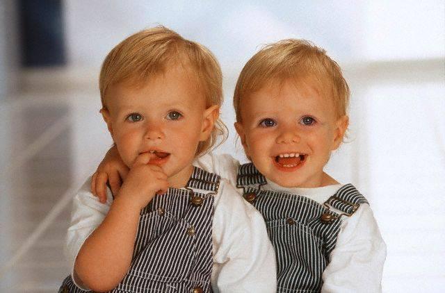 В Україні зареєстрували рекордну кількість близнюків та двійнят